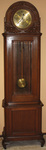 ANTIQUE  ARTS & CRAFTS  GRANDFATHER CLOCK